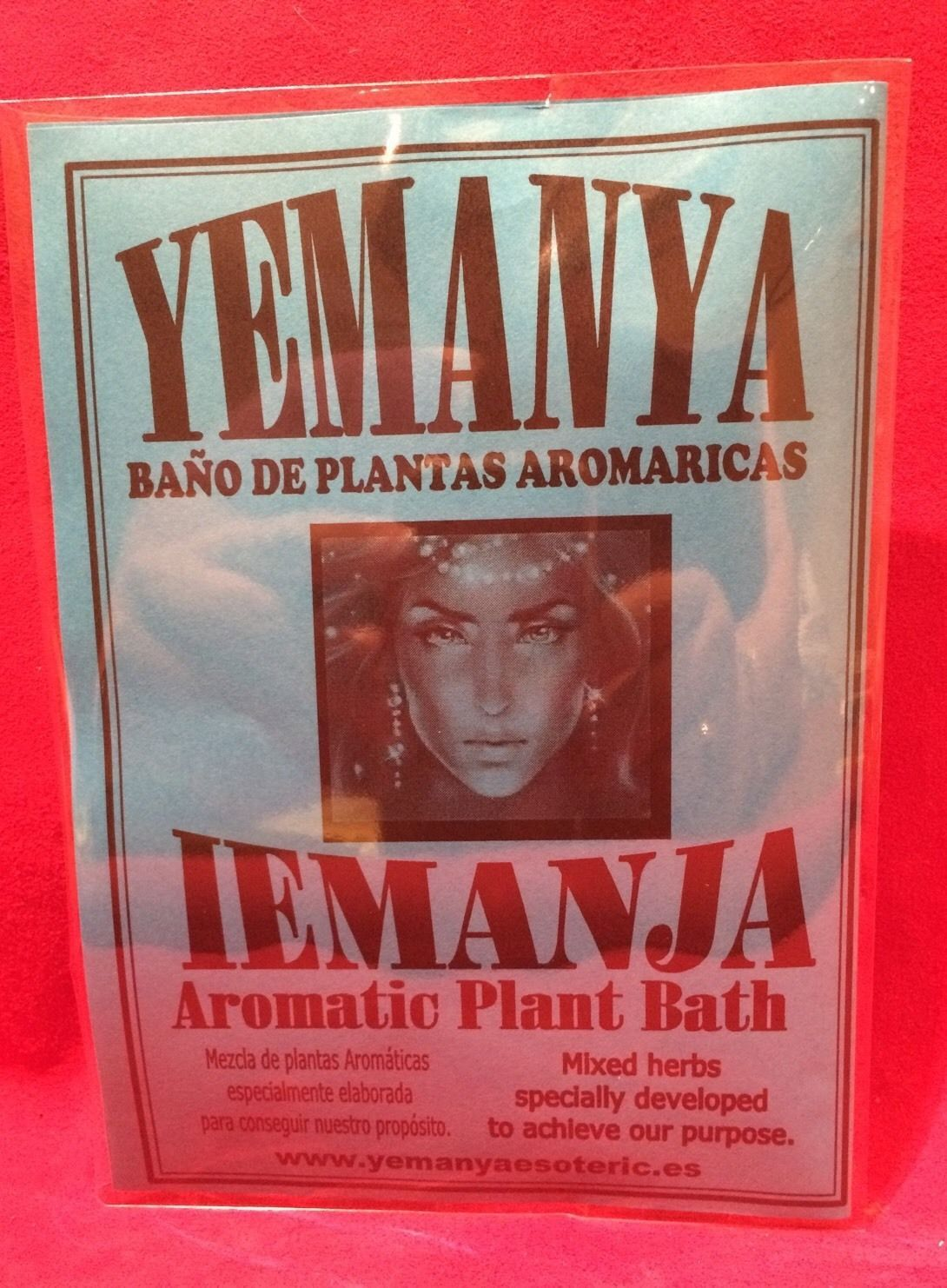 BAÑO DE PLANTAS YEMANYA