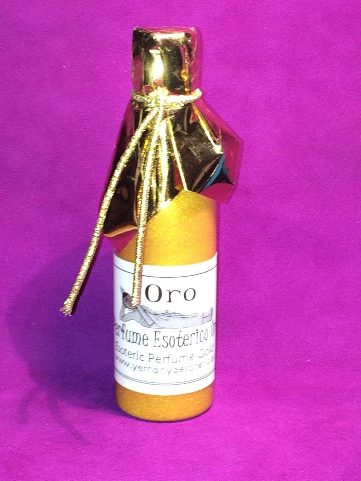 COLONIA ESOTERICA ORO 50 ml
