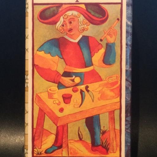 TAROT DE MARSELLA FOURNIER 78 Cartas Contiene Manual de Instrucciones  [1]