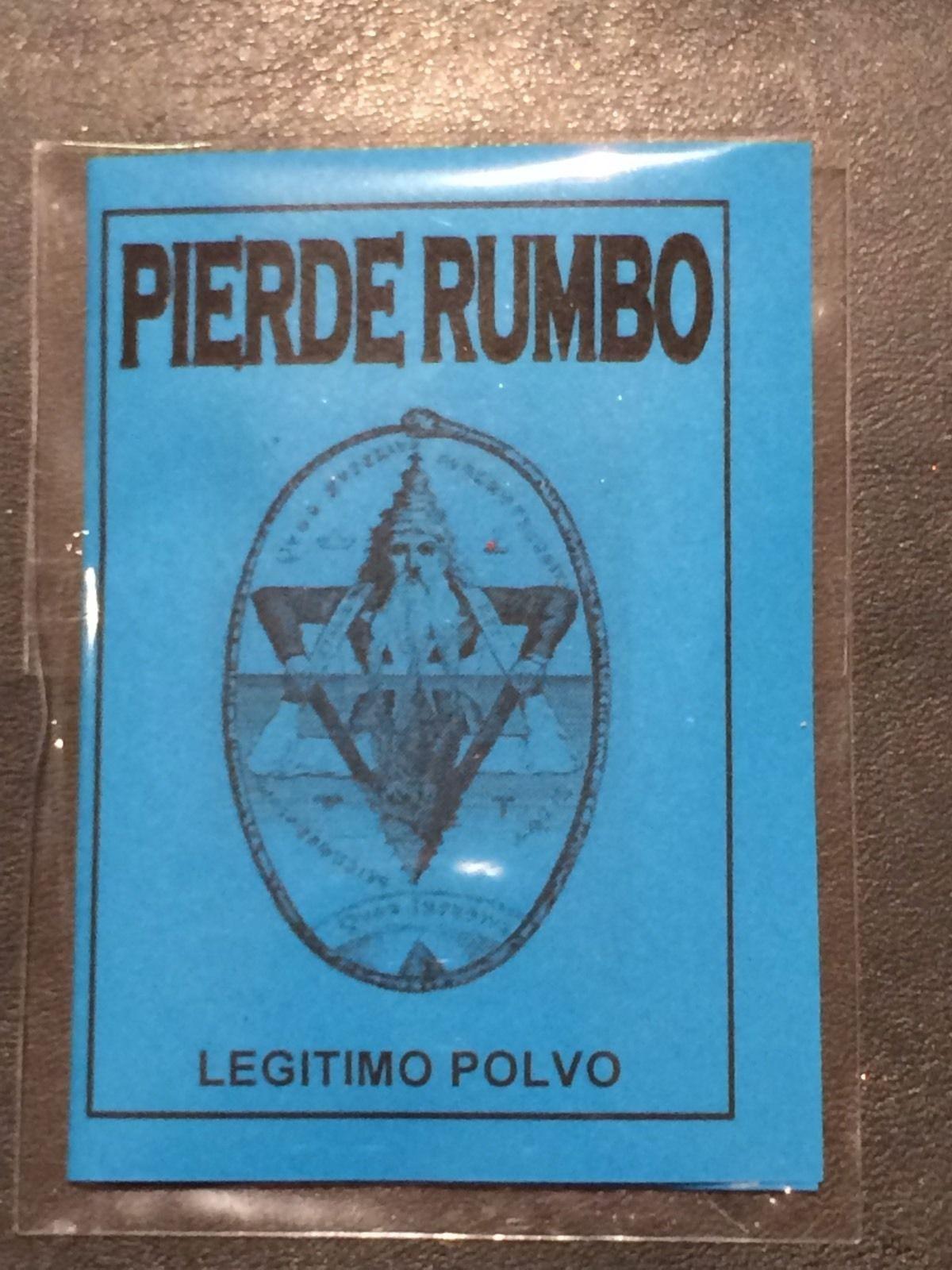 LEGITIMO POLVO ESOTERICO PIERDE RUMBO