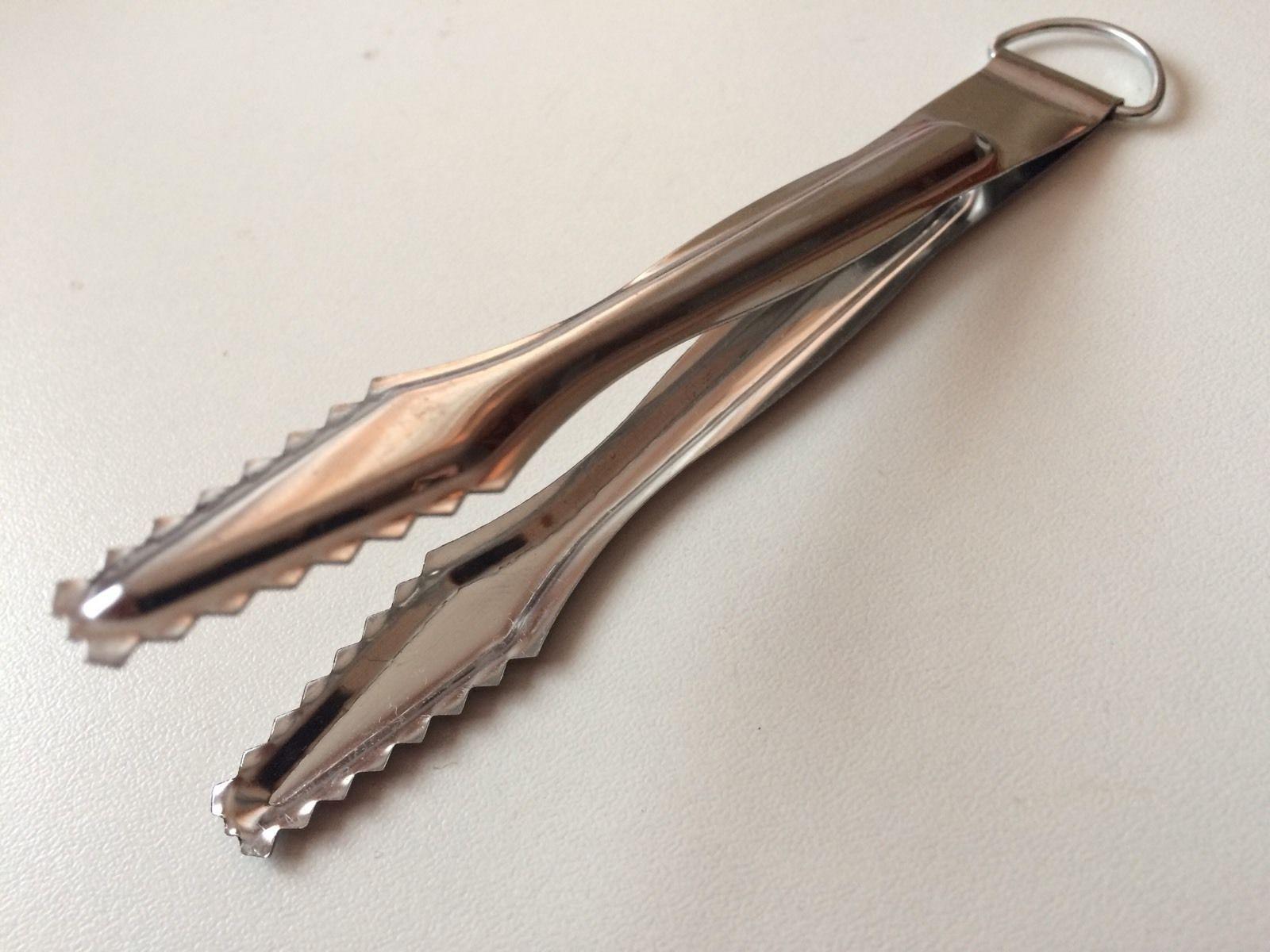 Pinzas para Carbón 12cm