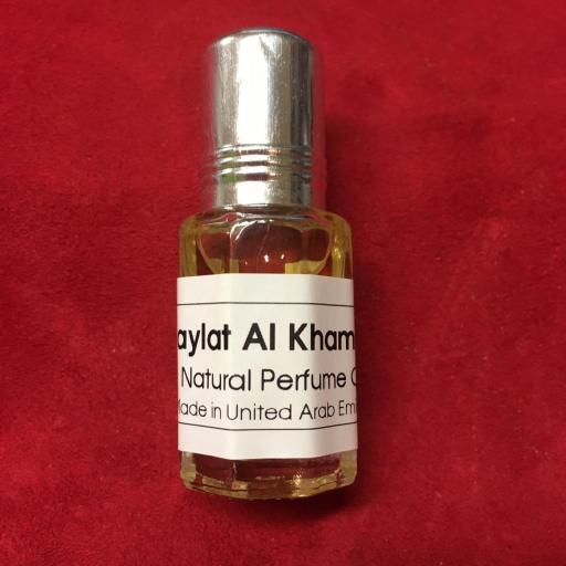 PERFUME ORIENTAL LAYLAT AL KHAMISS 6 ml