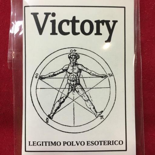 ☆ VICTORY ☆ LEGITIMO POLVO ESOTERICO ESPECIAL !!!
