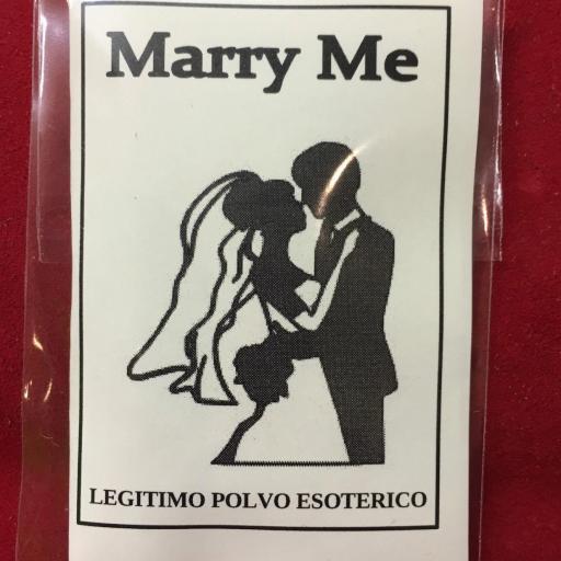 ☆ MARRY ME ☆ LEGITIMO POLVO ESOTERICO ESPECIAL !!!