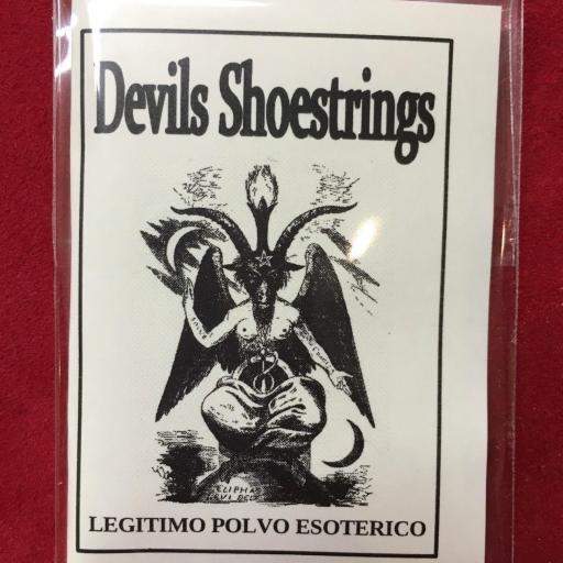 ☆ DEVILS SHOESTRINGS ☆ LEGITIMO POLVO ESOTERICO ESPECIAL !!!