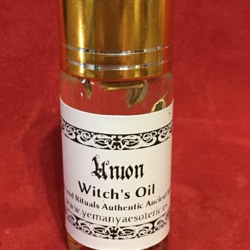 """Witches' Oil """" Union"""" 10 ml"""
