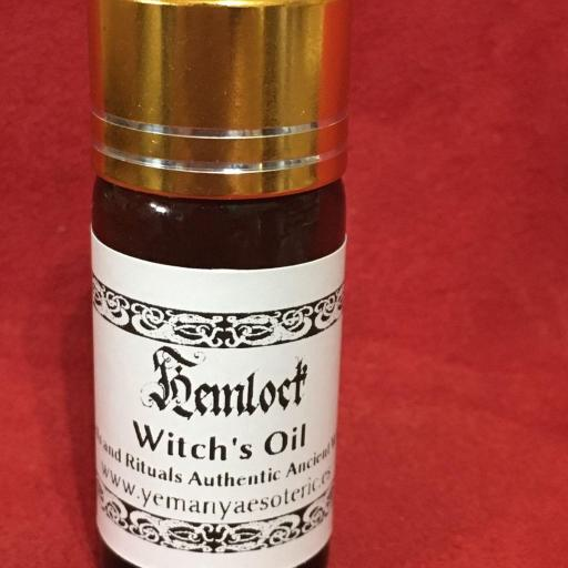 """Witches' Oil """"  Remloct  """" 10 ml"""