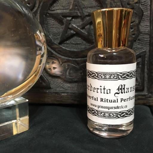 ☆ CORDERITO MANSO ☆ Powerful Ritual Perfume ☆ 12 ml.