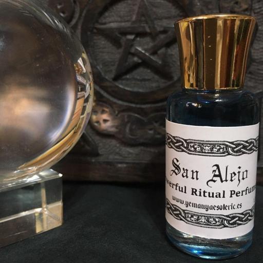 ☆ SAN ALEJO ☆ Powerful Ritual Perfume ☆ 12 ml.