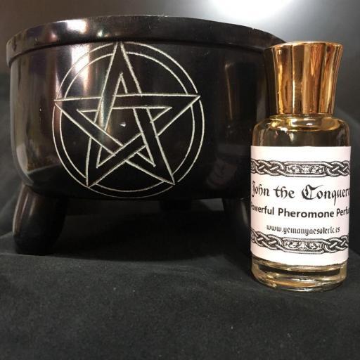 ☆ JUAN EL CONQUISTADOR ☆ Powerful Pheromones Perfume ☆ 12 ml.