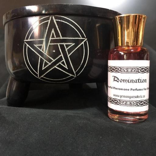 ☆ DOMINACION ☆ Powerful Pheromones Perfume for women ☆ 12 ml.