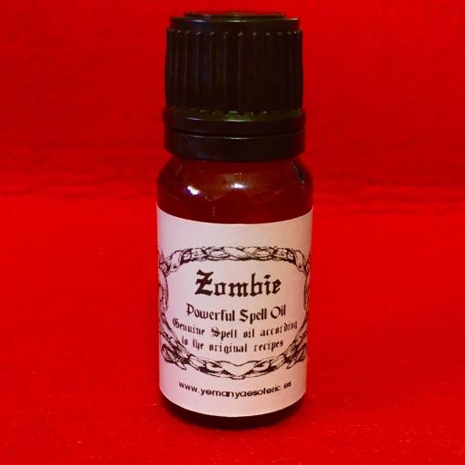 ☆ ZOMBIE ☆  POWERFUL SPELL OIL 12 ml