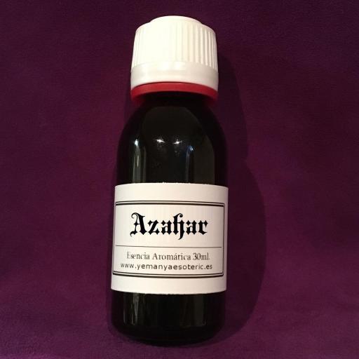 ESENCIA AROMATICA DE AZAHAR 30 ml