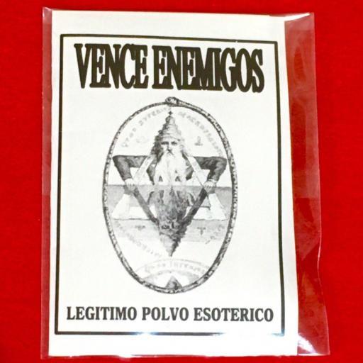 ☆ VENCE ENEMIGOS ☆ LEGITIMO POLVO ESOTERICO