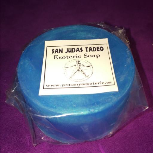 SAN JUDAS TADEO JABON ESOTERICO