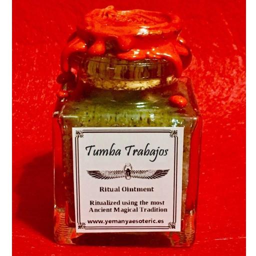 Tumba Trabajos Ungüento Ritualizado