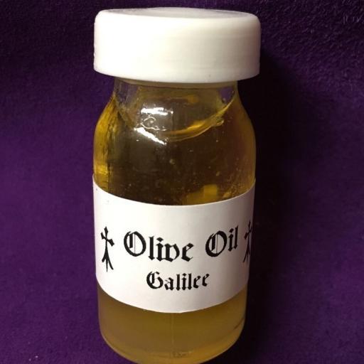 ☆ ACEITE OLIVA DE GALILEA ☆ OLIVE OIL GALILEE