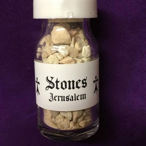 ☆ TIERRA DE JERUSALEN ☆ STONES JERUSALEM
