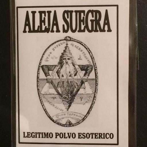 LEGITIMO POLVO ESOTERICO ALEJA SUEGRA [0]