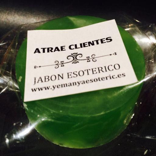 "JABON ESOTERICO "" ATRAE CLIENTES"""
