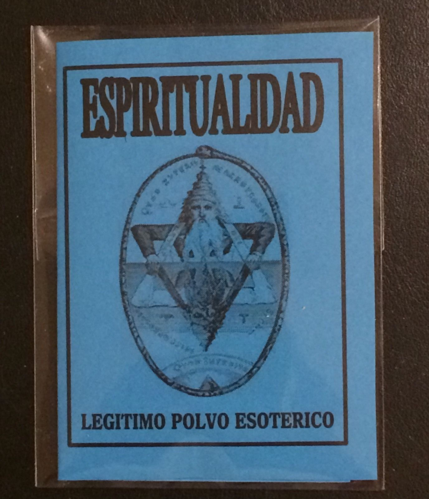 LEGITIMO POLVO ESOTERICO ESPIRITUALIDAD