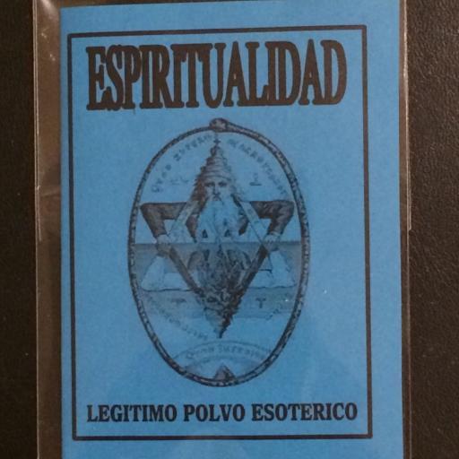 LEGITIMO POLVO ESOTERICO ESPIRITUALIDAD [0]