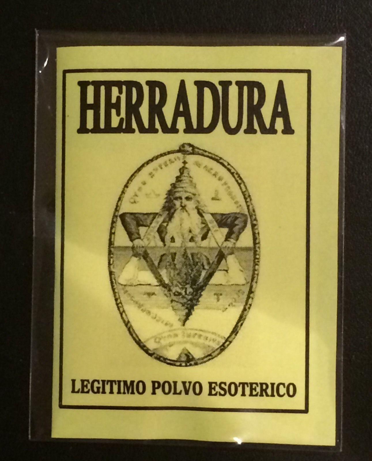 LEGITIMO POLVO ESOTERICO HERRADURA