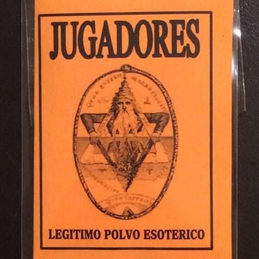 LEGITIMO POLVO ESOTERICO JUGADORES