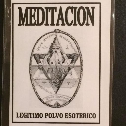 LEGITIMO POLVO ESOTERICO MEDITACION