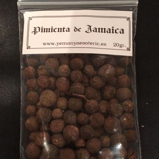 Pimienta Jamaica [0]