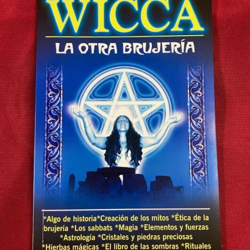 LIBRO WICCA LA OTRA BRUJERIA