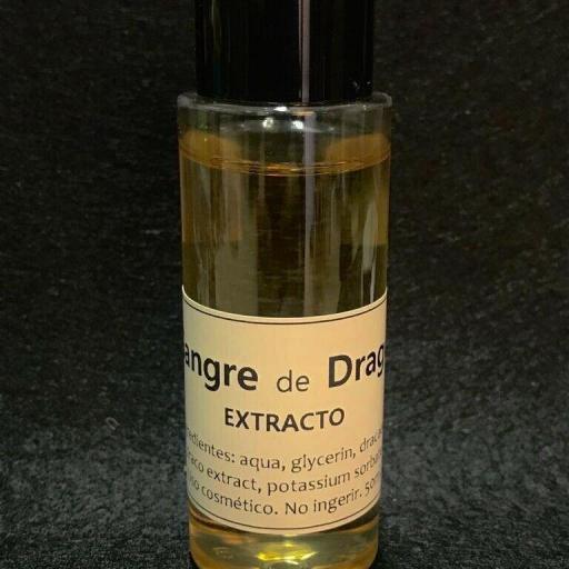 Sangre de Drago Extracto Cosmetico 50ml.
