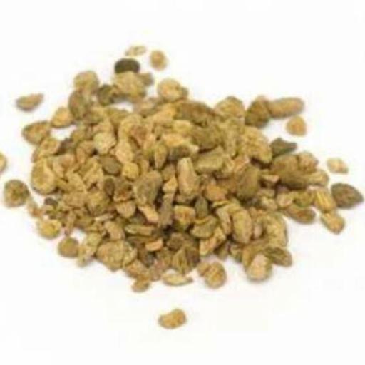 Raiz de Ruibarbo Chino (Rheum palmatum / Rheum officinale Baillon) 90gr