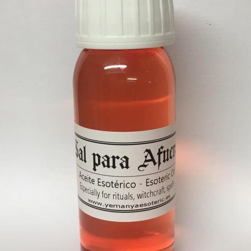 """ACEITE ESOTERICO """"SAL PARA FUERA"""" 60 ml"""