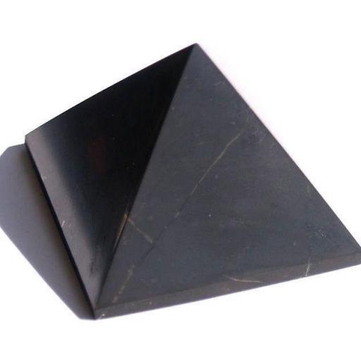 PIRAMIDE SHUNGITA  35mm X 35mm
