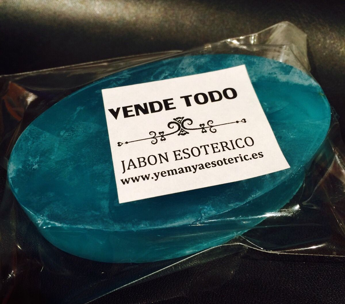 """JABON ESOTERICO """" VENDE TODO """""""