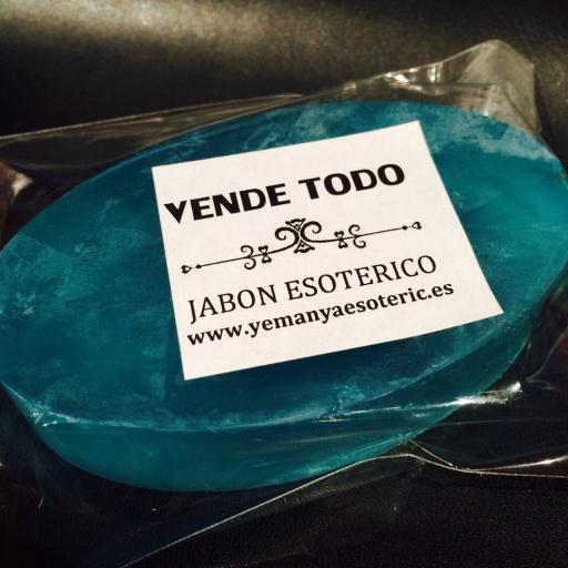"""JABON ESOTERICO """" VENDE TODO """" [0]"""