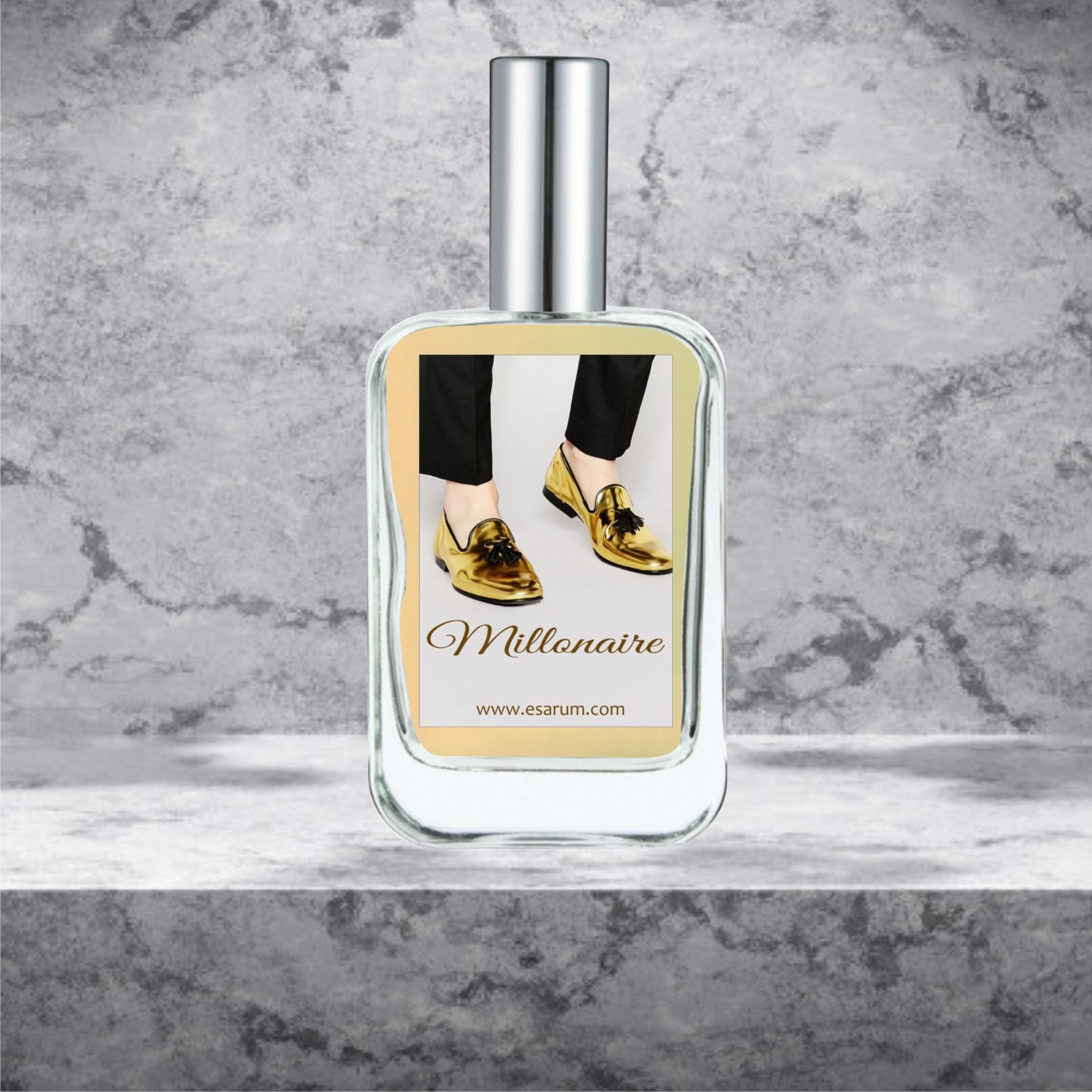 ESARUM.COM - MILLONAIRE PERFUME PERMANENTE, 50 ML. Si te gusta ONE MILLION de PACO RABANNE !