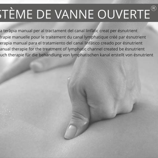 LE SYSTÉME DE VANNE OUVERTE (EXCLUSIVO EN CENTRO ÉSNUTRIENT)