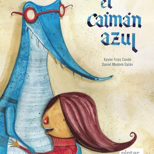 El caimán azul (n'asturianu) [1]