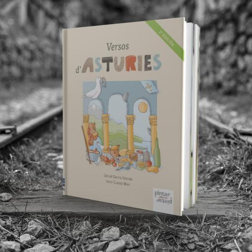 Versos d'Asturies - 2ª Edición [2]