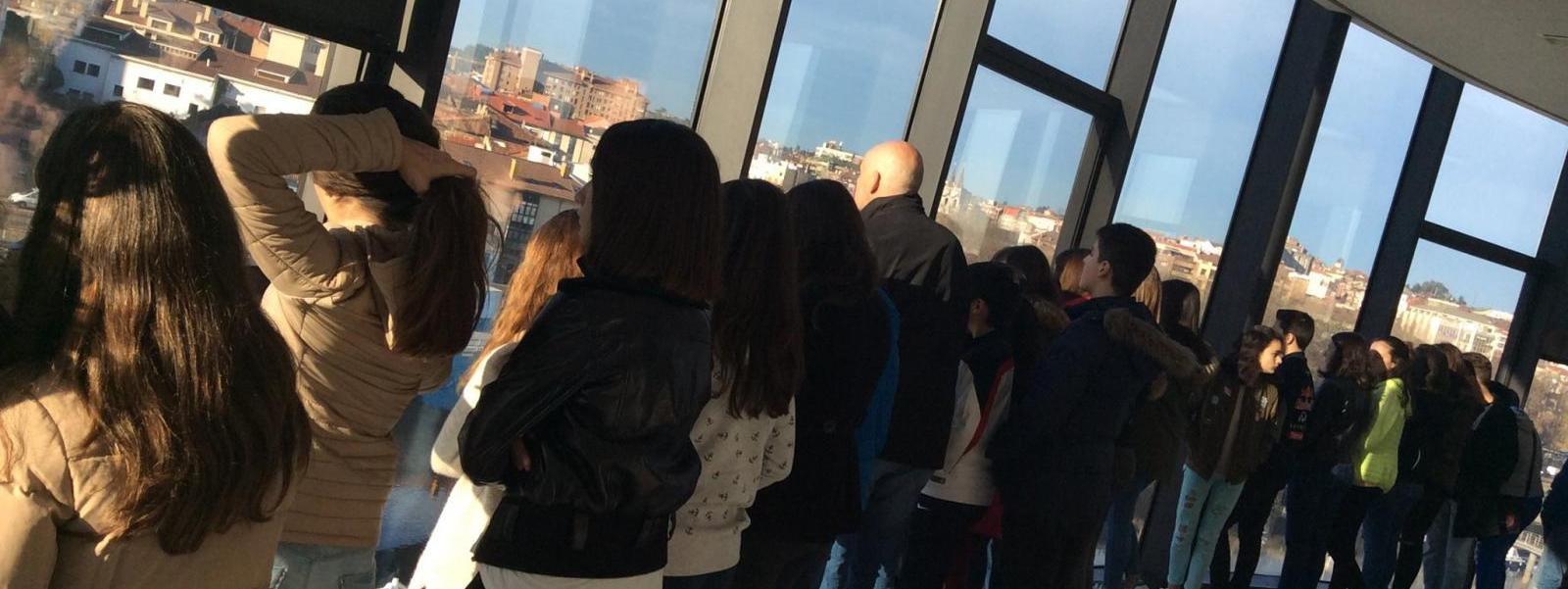 3700 escolares han participado en el programa educativo del Centro Niemeyer durante el curso 2016/2017