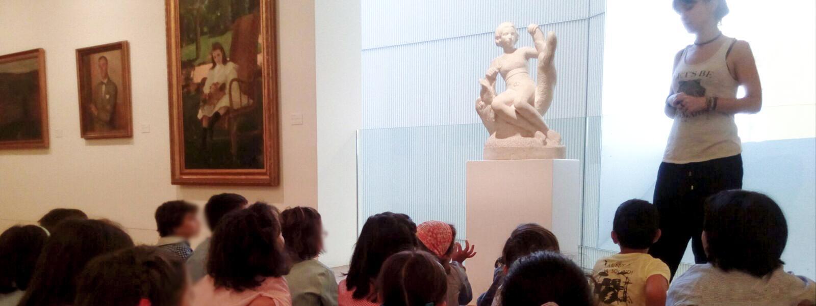 Nuevos talleres para los sábados en el Museo de Bellas Artes de Asturias