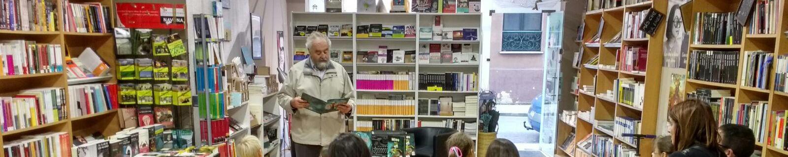 """Especial """"El cuento del domingo"""" en Educa Niemeyer con el escritor Milio'l del Nido"""