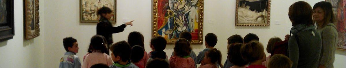 Experiencias didácticas para escolares en el Museo de Bellas Artes de Asturias 2016 - 2017