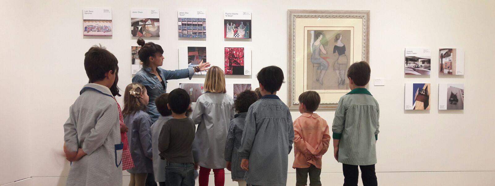 Museo de Bellas Artes de Asturias: Nuevos talleres - mayo / junio
