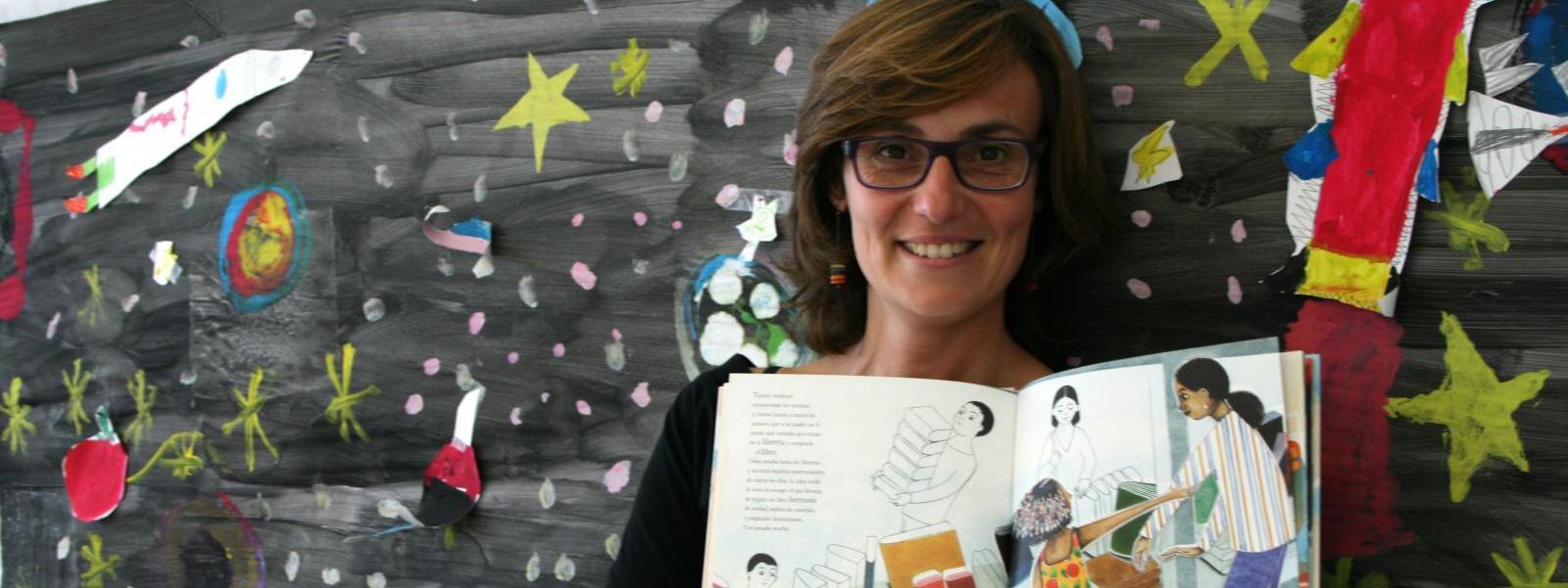 Ester Sánchez, editora de Pintar-Pintar, Invitada de honor en el XXXVI Premio de Poesía Antonio Machado 2017