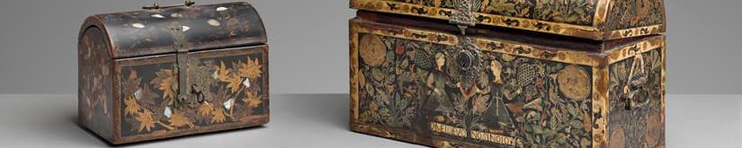 Taller en familia en el Museo de Bellas Artes de Asturias: Fusionando Culturas. La atracción occidental por el Namban
