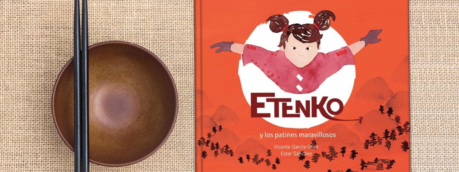Etenko en la Feria del Libro de Xixón