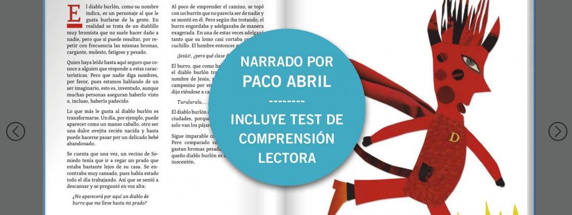 """Nueva versión digital (FlipBook) del álbum """"Mitos de Asturias"""" de Paco Abril"""